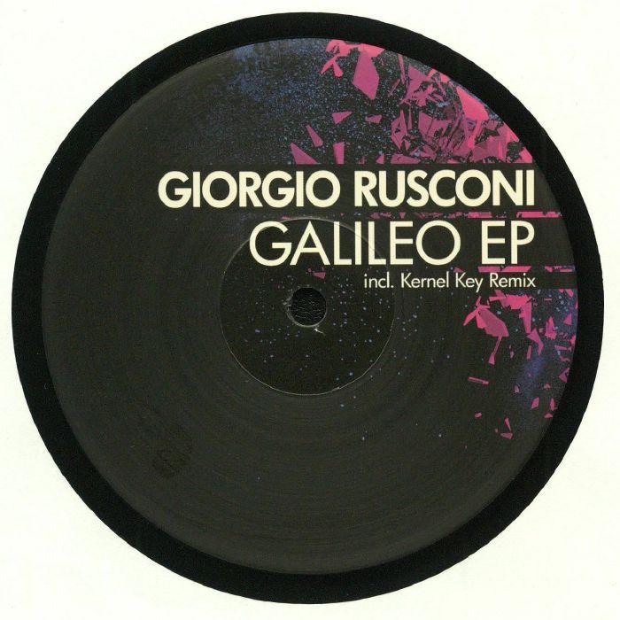 Giorgio Rusconi Galileo EP