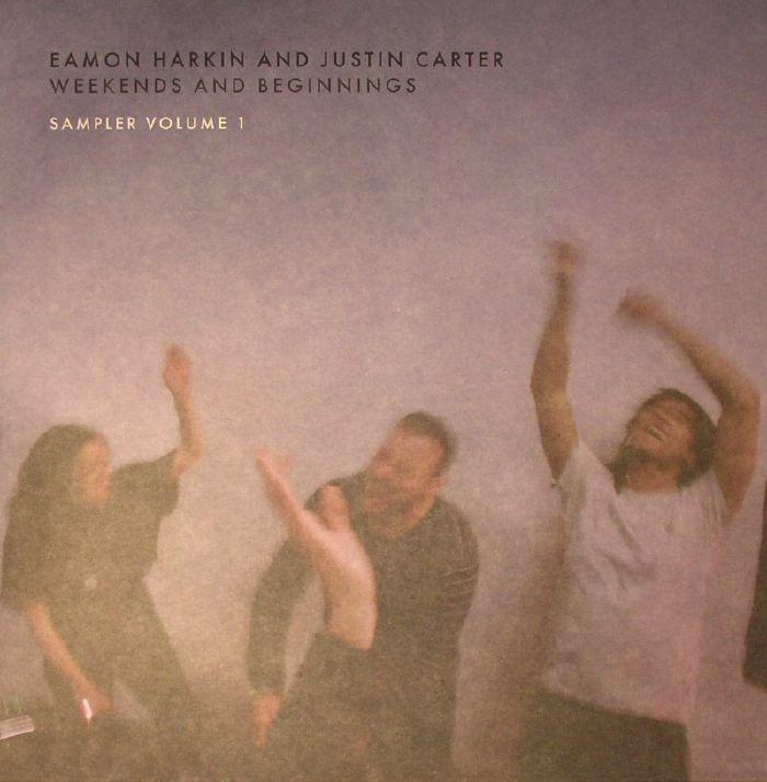 Eamon Harkin   Justin Carter   Alice Smith   Bassclef   Nebraska Weekends and Beginnings: Sampler Volume 1
