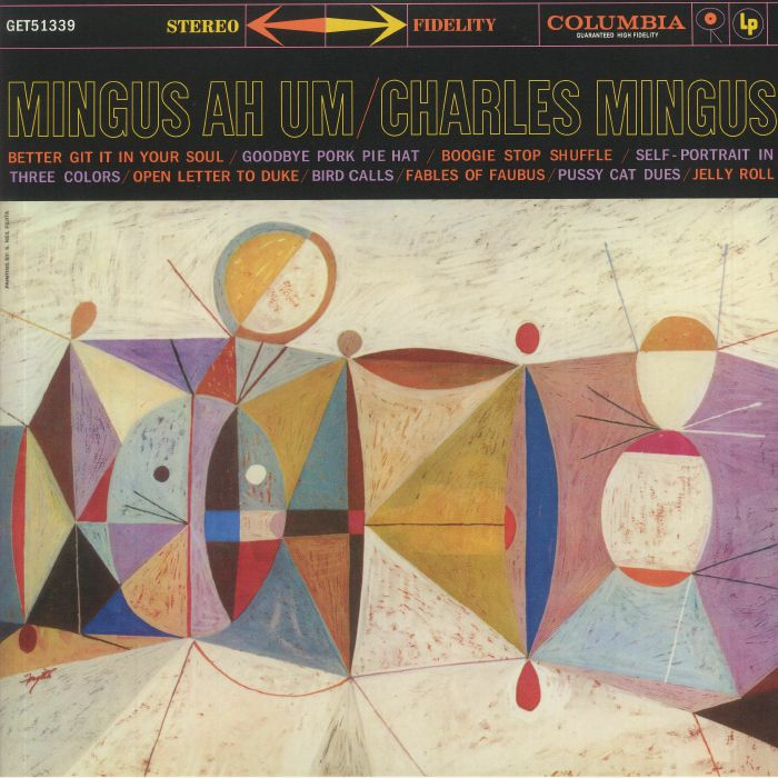 Mingus Ah Um (60th Anniversary Edition) (Record Store Day 2020)