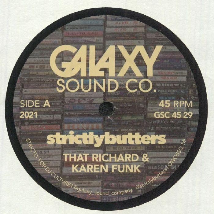 Galaxy Sound Co Vinyl