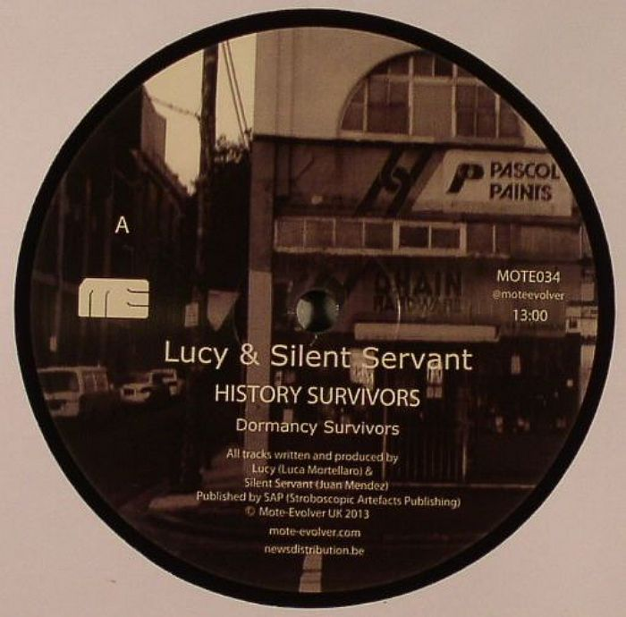 Lucy | Silent Servant History Survivors