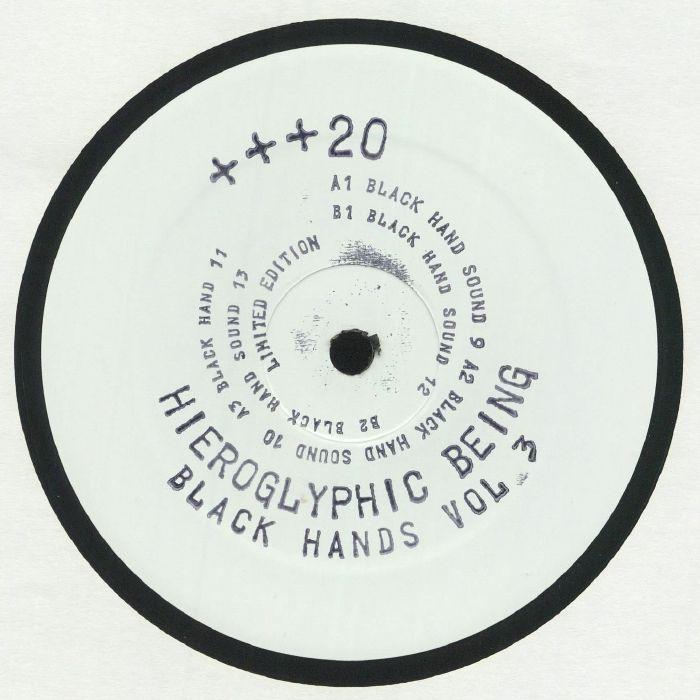 Hieroglyphic Being Black Hands Vol 3