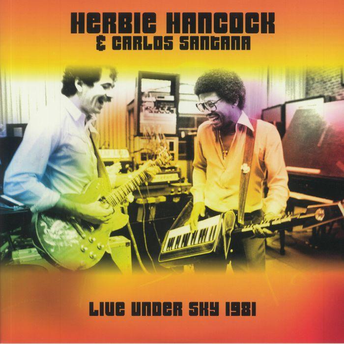 Herbie Hancock | Carlos Santana Live Under The Sky 1981