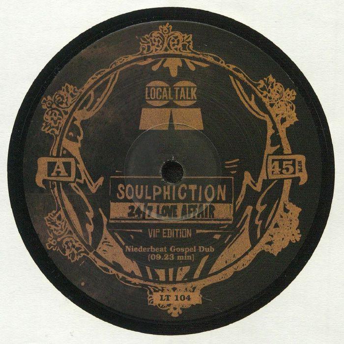 Soulphiction 24/7 Love Affair (VIP Edition)