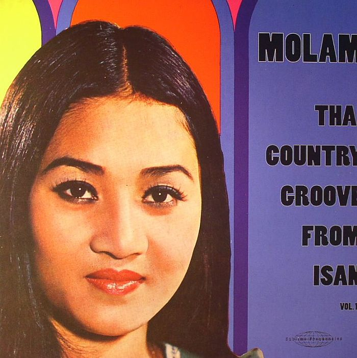 Molam Thai Country Groove From Vol 1 (reissue)