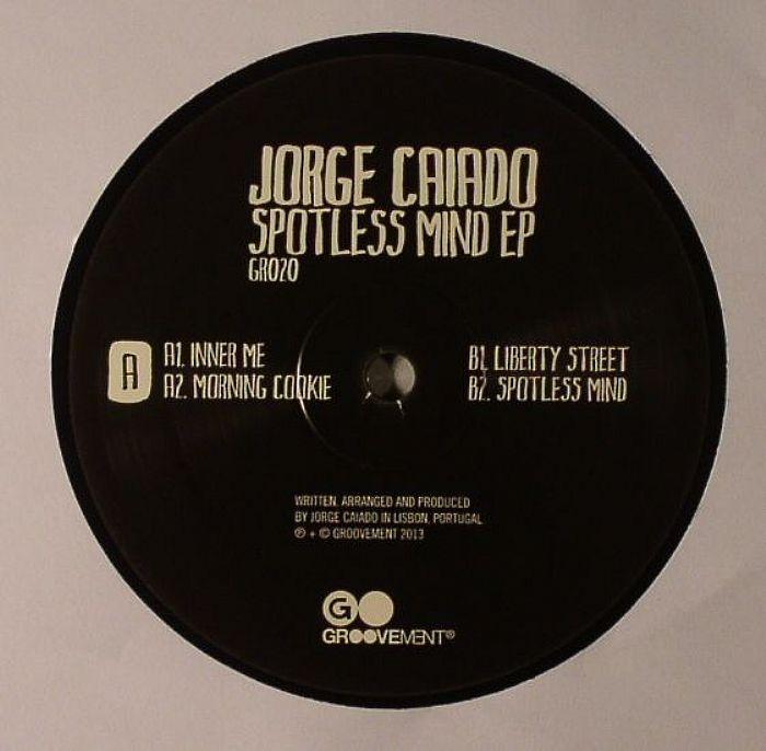 Jorge Caiado Spotless Mind EP