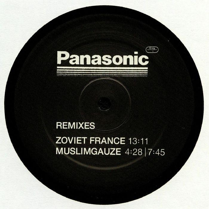 Panasonic Remixes