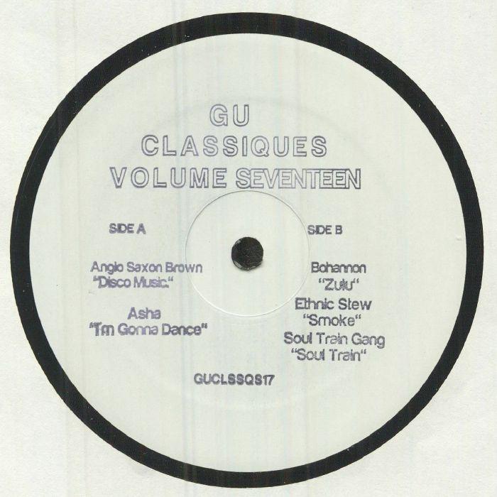 Gu   Glenn Underground Classiques Volume Seventeen