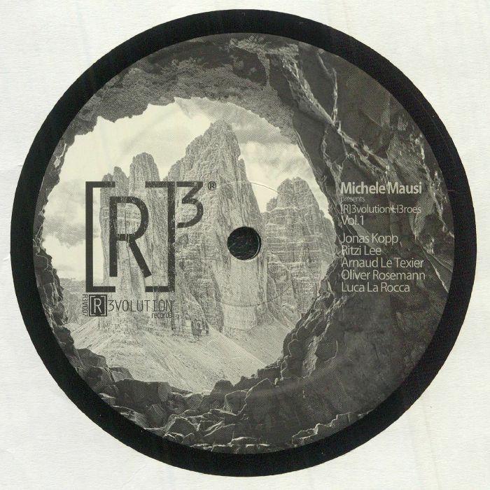 R3volution Vinyl