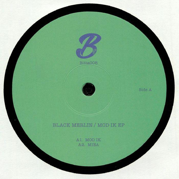 Black Merlin Mod Ik EP