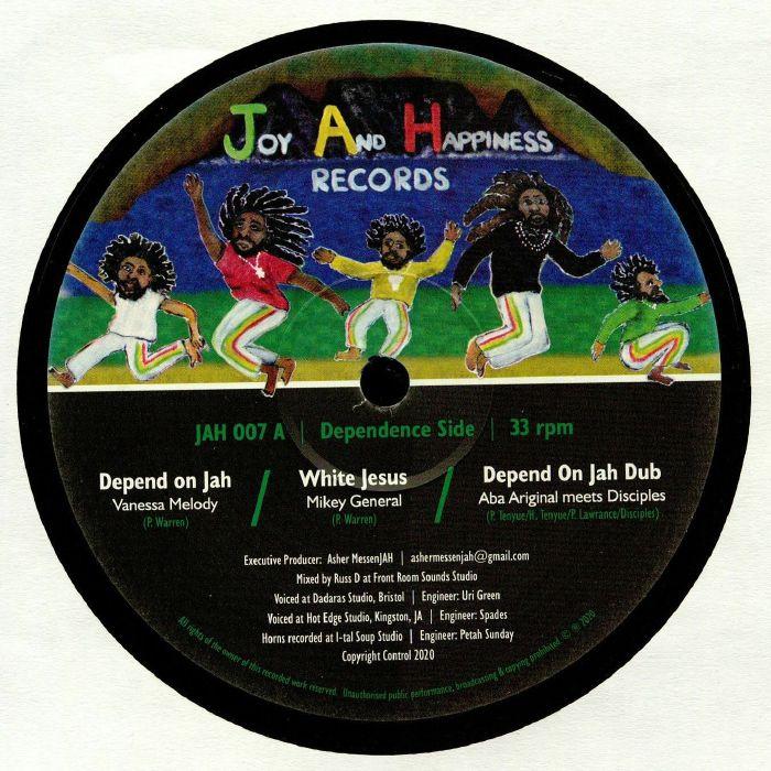 Vanessa Melody   Mikey General   Aba Riginal   Disciples   Isha Bel   Danny Red   Jah Allstars Depend On Jah