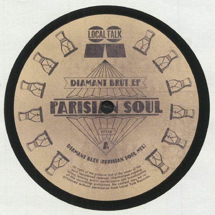 Parisian Soul Diamant Brut EP