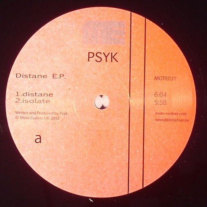 Psyk Distane EP