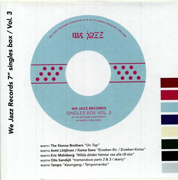 We Jazz Vinyl