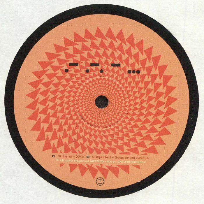 Shlomo | Subjected | Truncate | Dead Fader Arts V: Disc 5