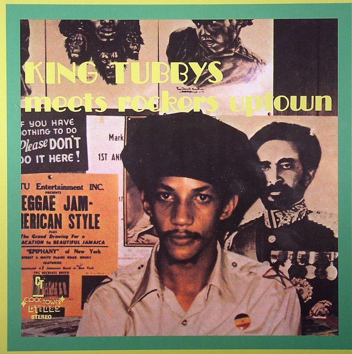 Augustus Pablo King Tubbys Meets Rockers Uptown