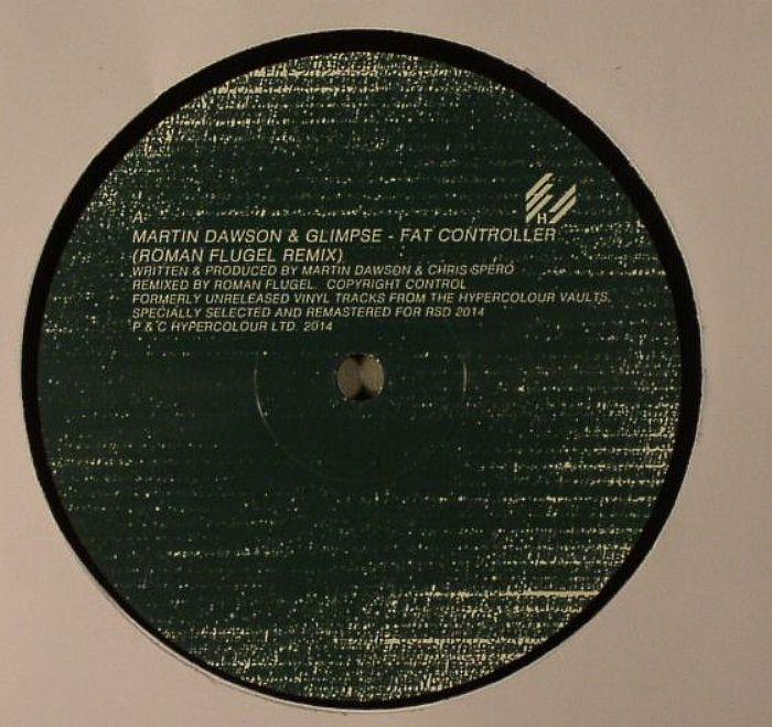 Glimpse   Martin Dawson   Shenoda Fat Controller (Record Store Day 2014)