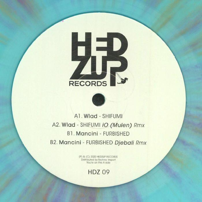 Hedzup Vinyl