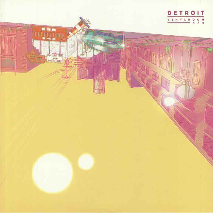 Detroit Vinyl Room Vinyl