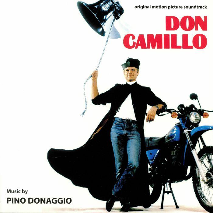 Pino Donaggio Don Camillo (Soundtrack)