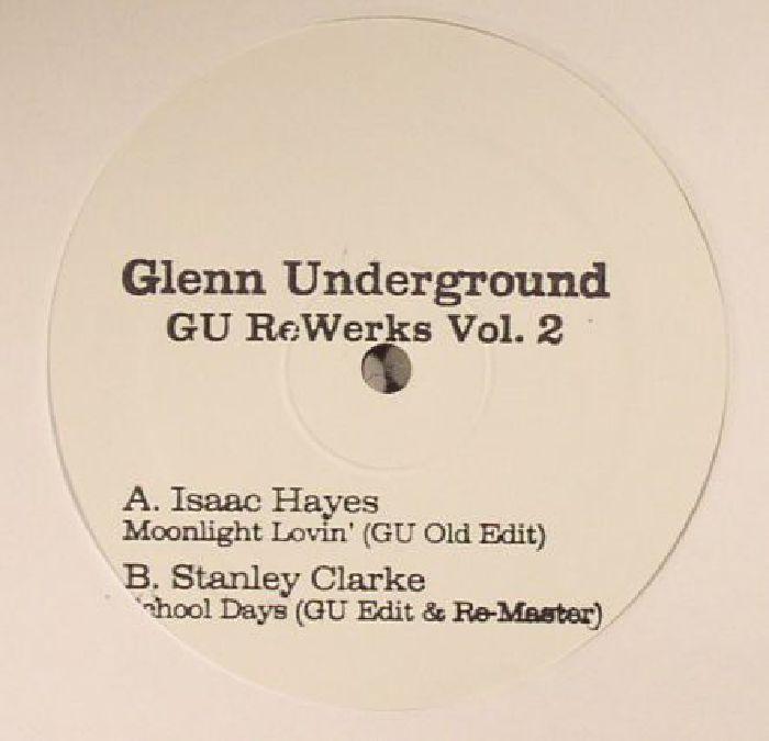 Glenn Underground | Isaac Hayes | Stanley Clarke GU Rewerks Vol 2