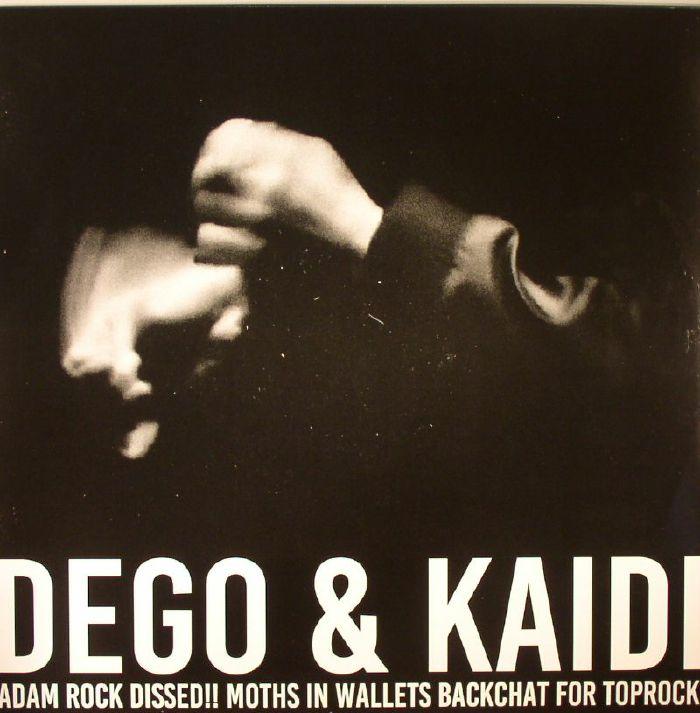 Dego and Kaidi Adam Rock Dissed!!