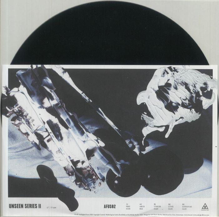 Analogical Force Vinyl