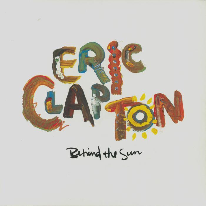 Eric Clapton Behind The Sun (reisssue)