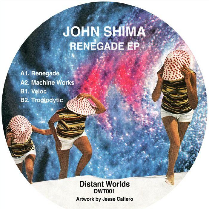 John Shima Renegade EP