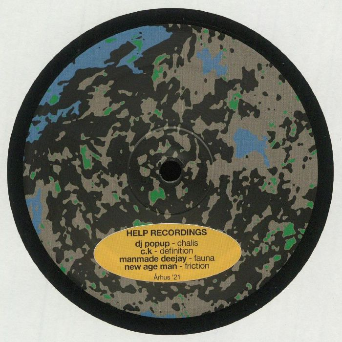 Help Vinyl