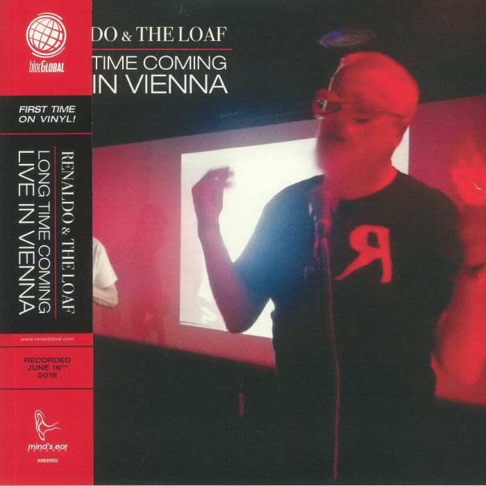 Renaldo and The Loaf Long Time Coming: Live In Vienna (Record Store Day 2021)