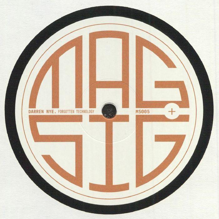 Magnonic Signals Vinyl