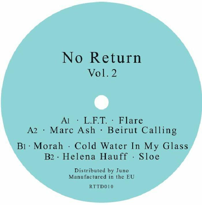 No Return Vol 2