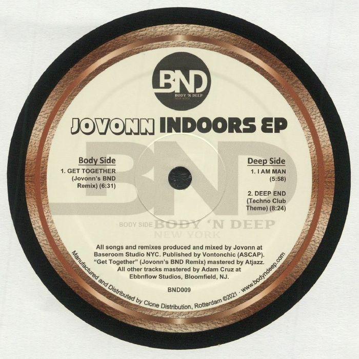 Jovonn Indoors EP
