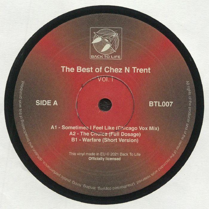 Ron Trent | Chez Damier The Best Of Chez N Trent Vol 1