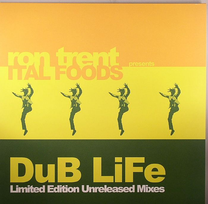 Dub Life (limited edition unreleased mixes)