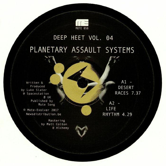 Planetary Assault Systems Deep Heet Vol 4