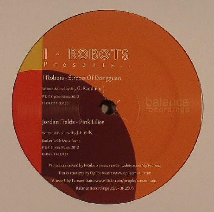 I Robots   Jordan Fields   Federico Gandin I Robots Presents