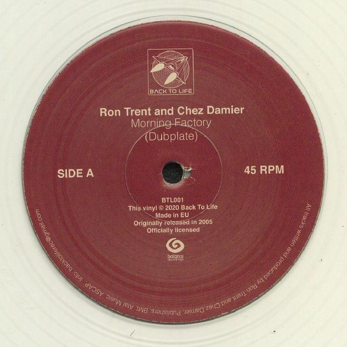 Ron Trent | Chez Damier Morning Factory (Dubplate)