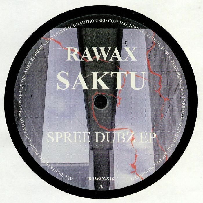 Saktu Spree Dubz EP