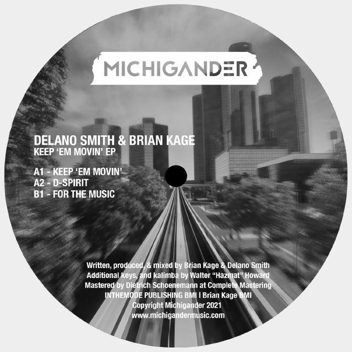 Michigander Vinyl