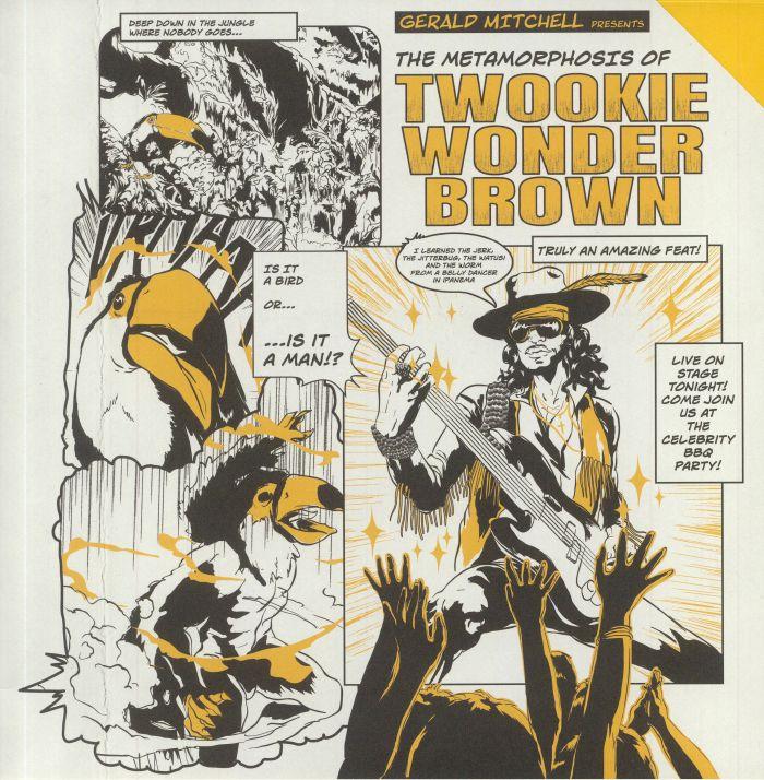 Gerald Mitchell The Metamorphosis of Twookie Wonder Brown