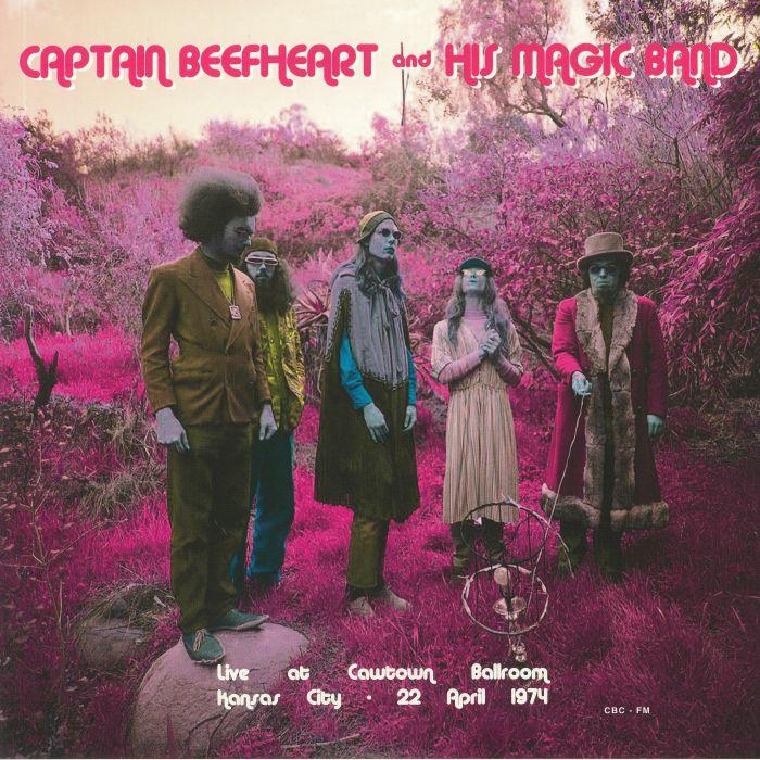 Live At The Cawtown Ballroom Kansas City 22 April 1974