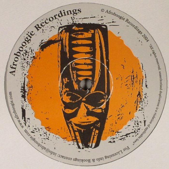 Afroboogie Dubai Vinyl