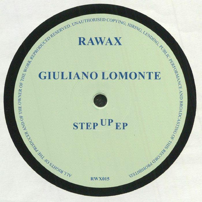 Giuliano Lomonte Step Up EP