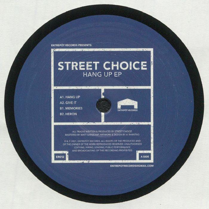 Entrepot Vinyl