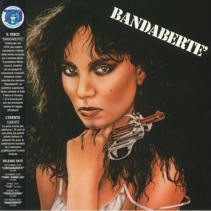Loredana Berte Bandaberte