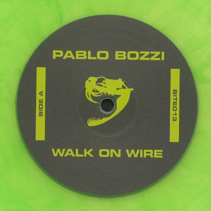 Pablo Bozzi Walk On Wire