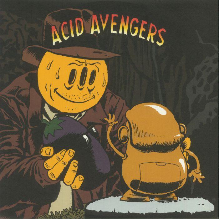 Acid Avengers Vinyl