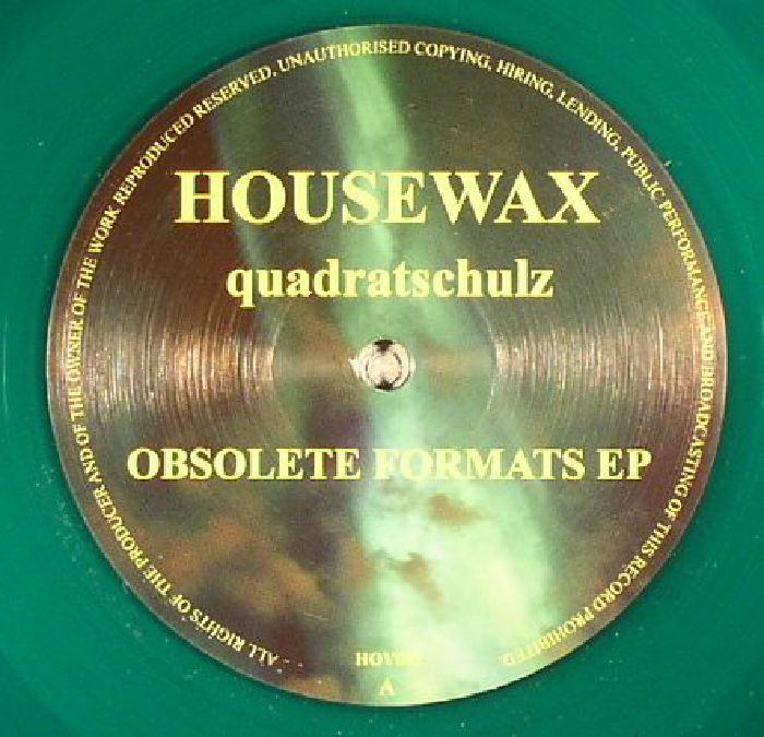 Obsolete Formats EP